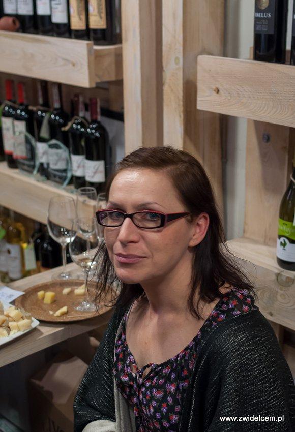 Krakó Slow Wines - Lipowa 6f - Degustacja win włoskich - Agnieszka Bogacka