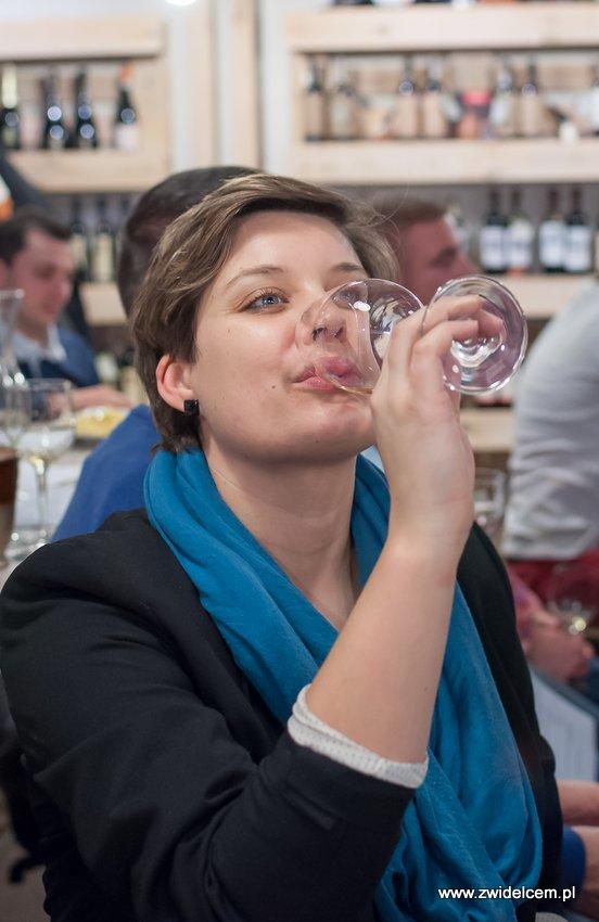 Krakó Slow Wines - Lipowa 6f - Degustacja win włoskich - Aga Balicka