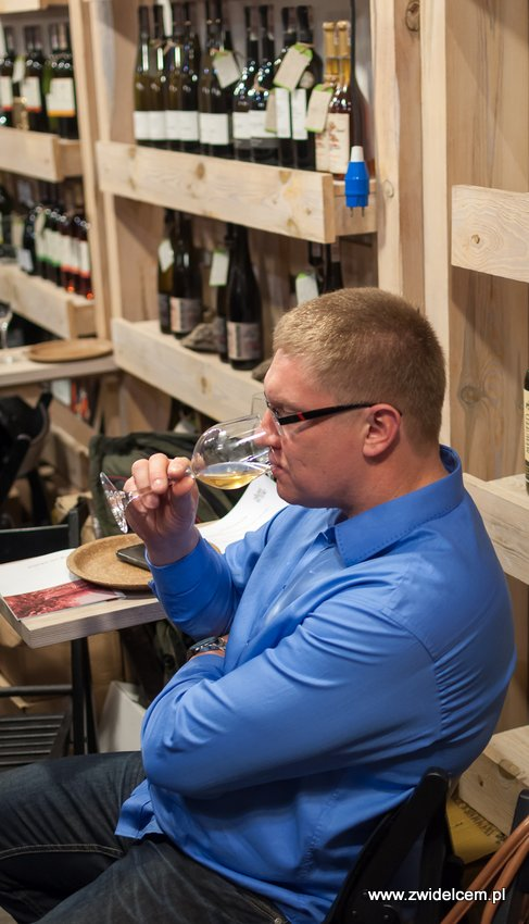 Krakó Slow Wines - Lipowa 6f - Degustacja win włoskich - Piotr