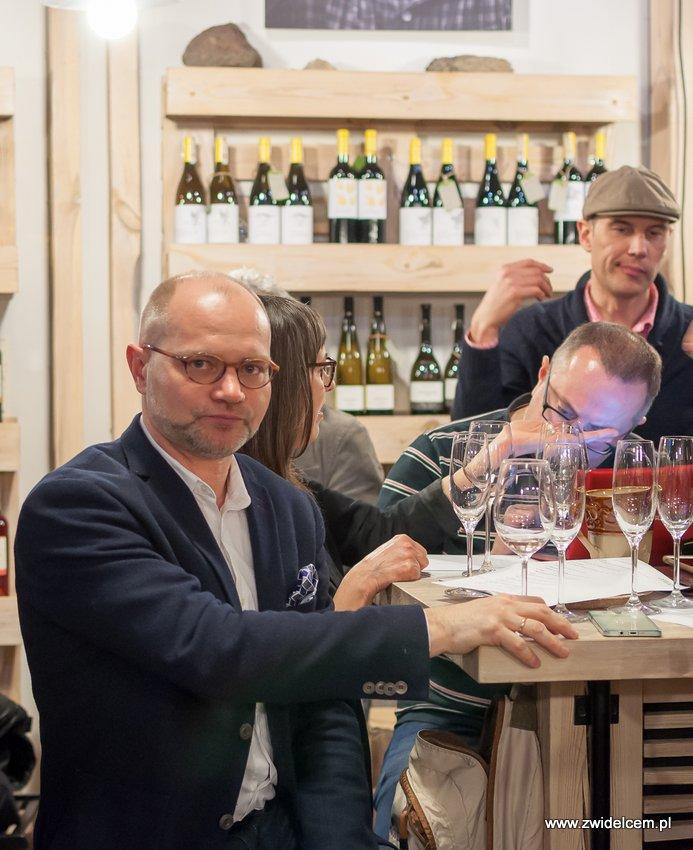 Krakó Slow Wines - Lipowa 6f - Degustacja win włoskich - Grzegorz Owca