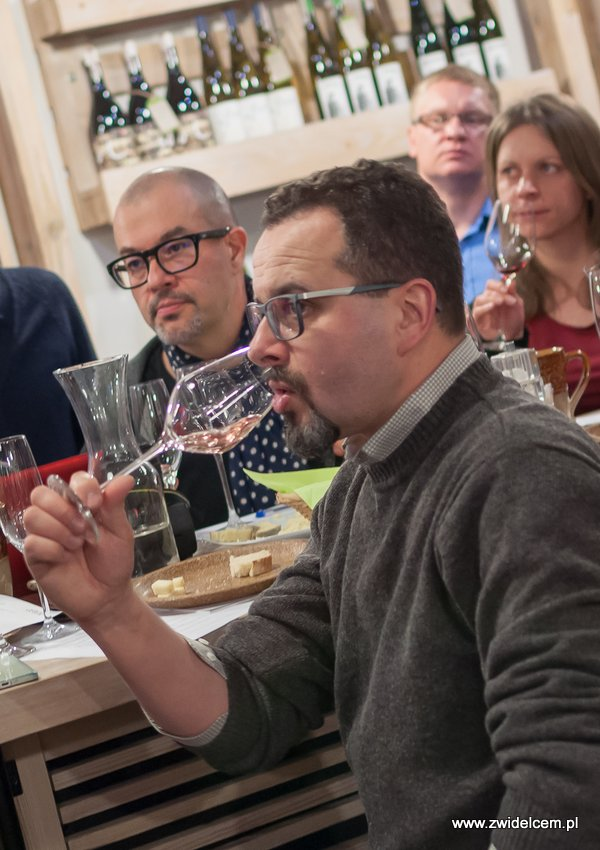 Krakó Slow Wines - Lipowa 6f - Degustacja win włoskich - degustacja