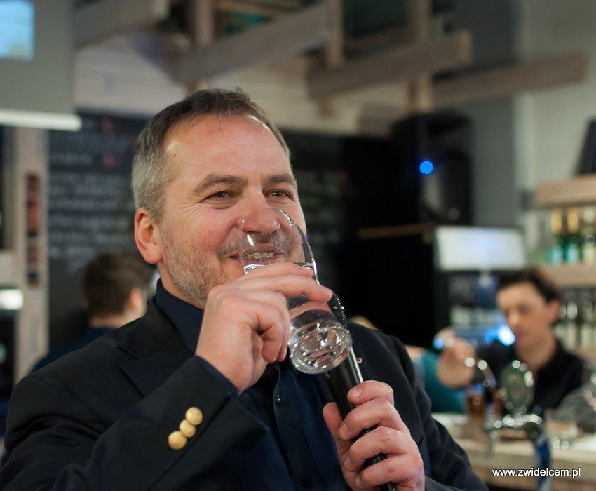 Krakó Slow Wines - Lipowa 6f - Degustacja win włoskich - Jacek Szklarek