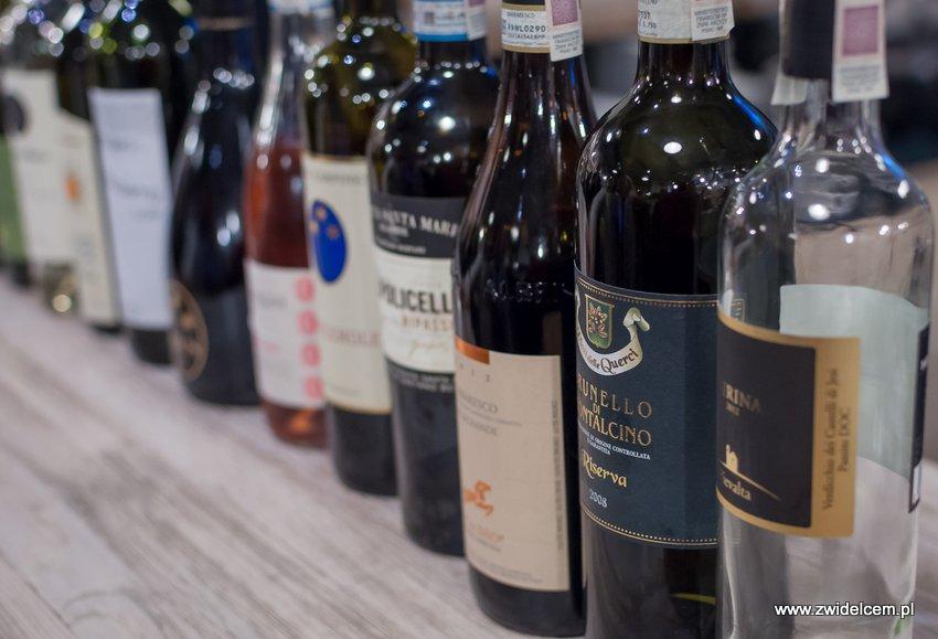 Krakó Slow Wines - Lipowa 6f - Degustacja win włoskich - wina