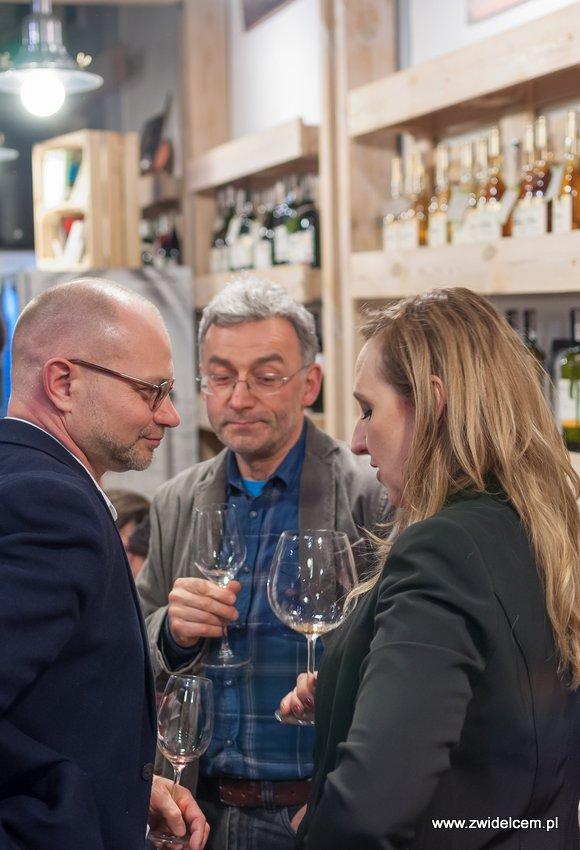 Krakó Slow Wines - Lipowa 6f - Degustacja win włoskich - Monika Bielka Vescovi, Grzegorz Owca