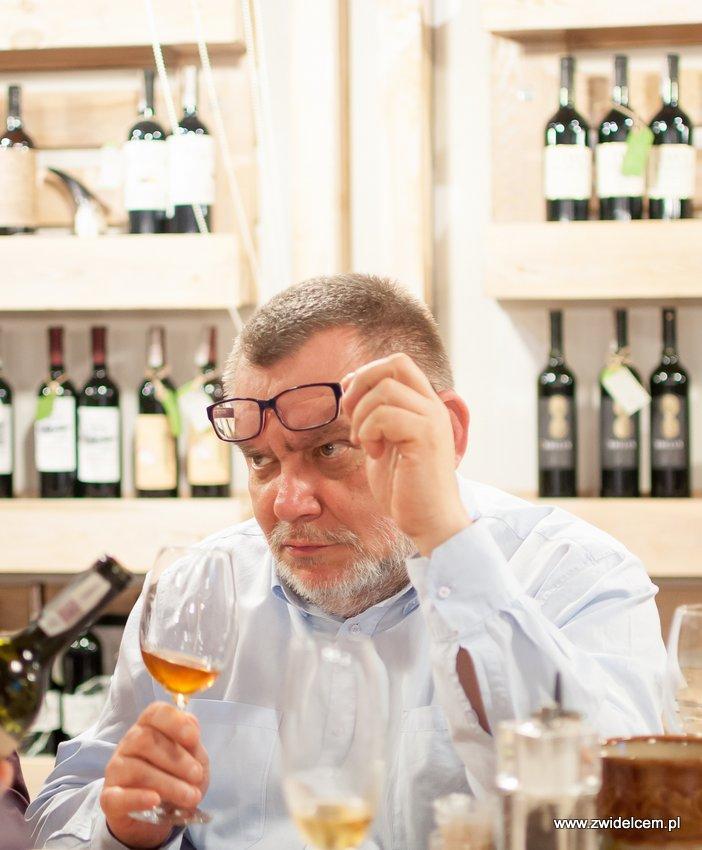 Krakó Slow Wines - Lipowa 6f - Degustacja win włoskich - okulary