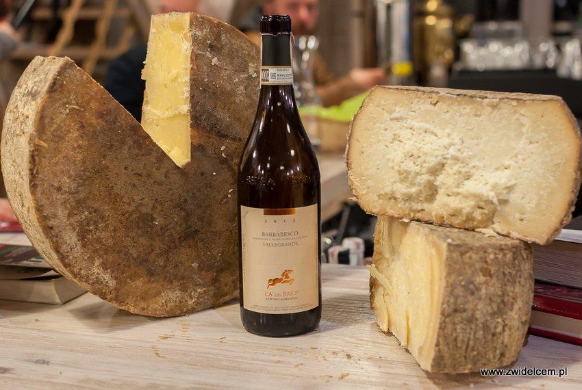 Krakó Slow Wines - Lipowa 6f - Degustacja win włoskich - sery i Barbaresco