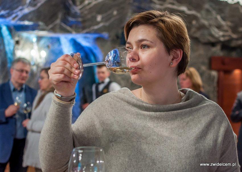 Wieliczka - Kopalnia Soli - Winnica Wieliczka - degustacja - Paulina Bandura
