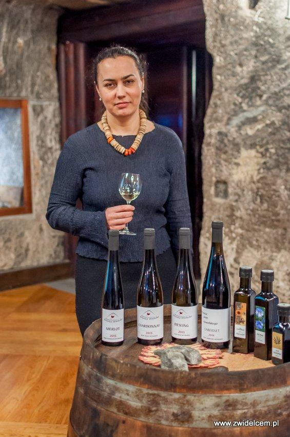 Wieliczka - Kopalnia Soli - Winnica Wieliczka - Agnieszka Rousseau