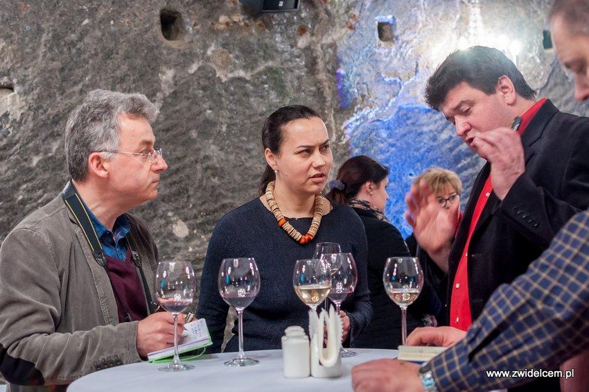 Wieliczka - Kopalnia Soli - Winnica Wieliczka - rozmowy o winie