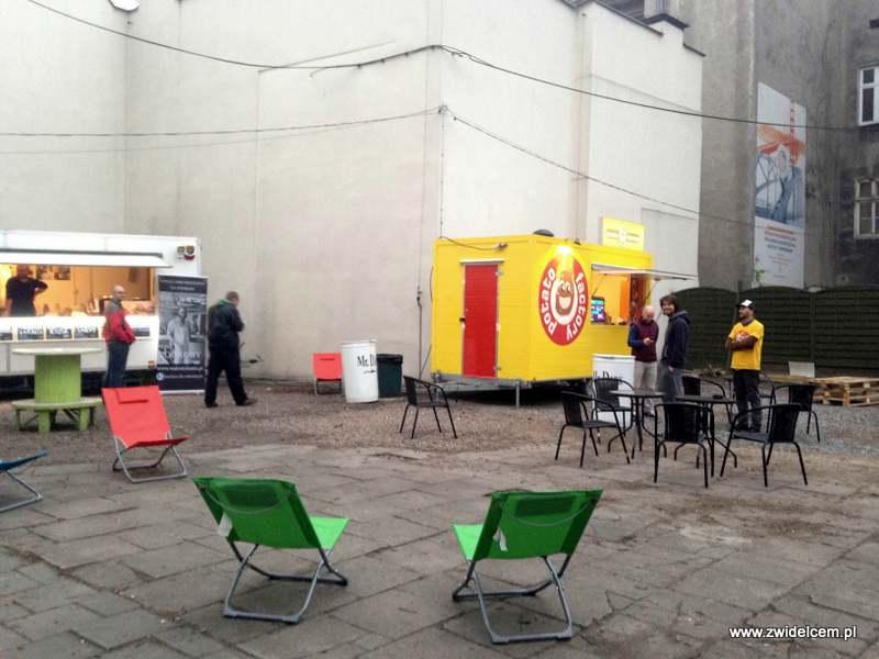 Kraków - plac Izaaka - Walenty Kania - Potato Factory