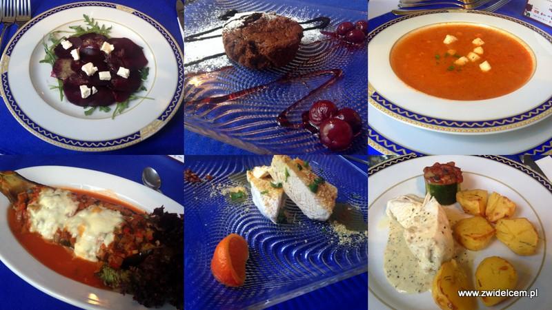 Kraków - Restaurant Week - Kwitnąca Scena Restauracyjna - kwiecień 2016 - Restauracja Corse