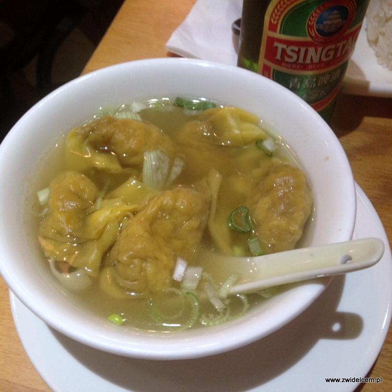 Londyn - Rasa Sayang - won ton zupa