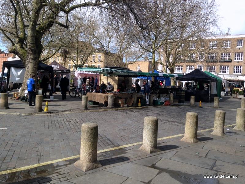 Londyn - Pimlico Market