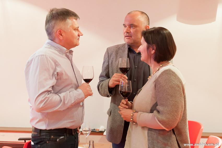 Kraków - Instytut Cervantesa - Architektura i wino III: Bodega Otazu, Katedra wina -rozmowy w kuluarach