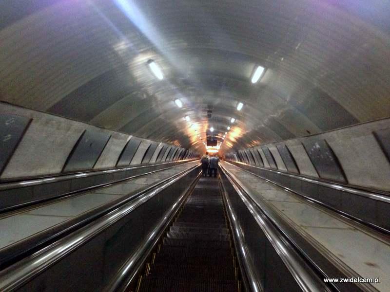 Gruzja - Tbilisi - Metro