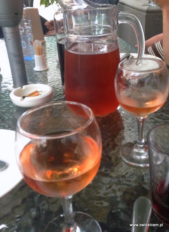 Gruzja - Tbilisi - Samikitno - wino