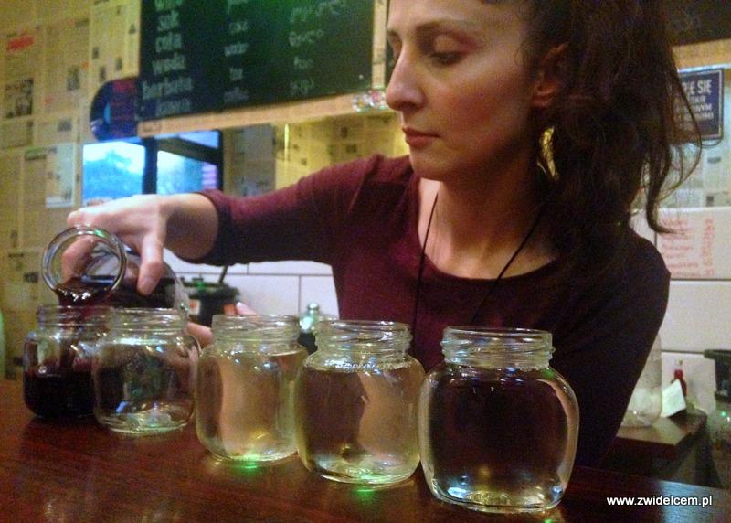 Gruzja - Tbilisi - bar Warszawa