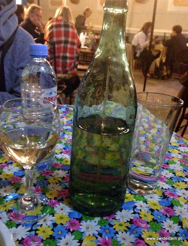 Gruzja - Tbilisi - რამერუმე / RameRume - wino