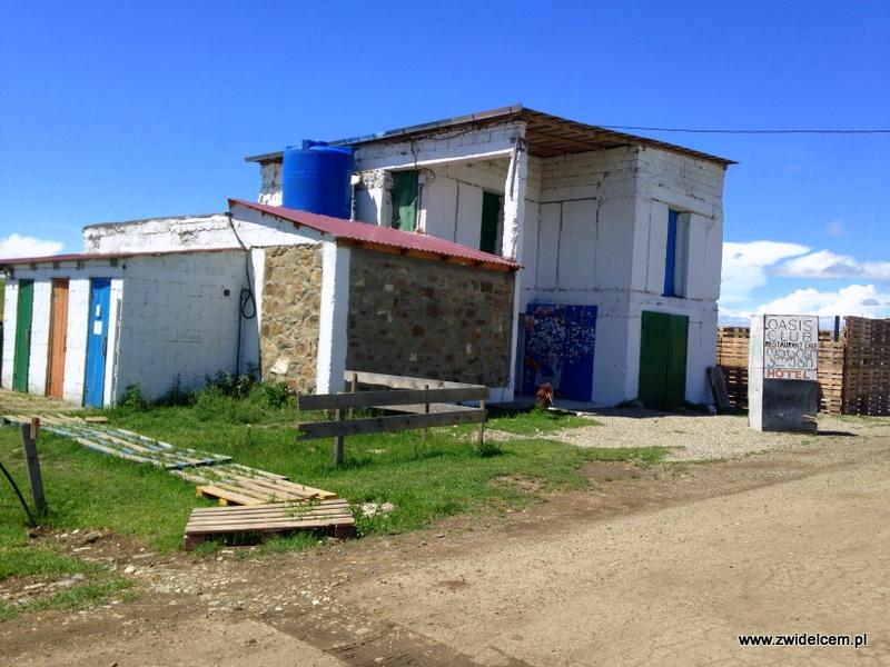 Gruzja - Udabno - Oasis club