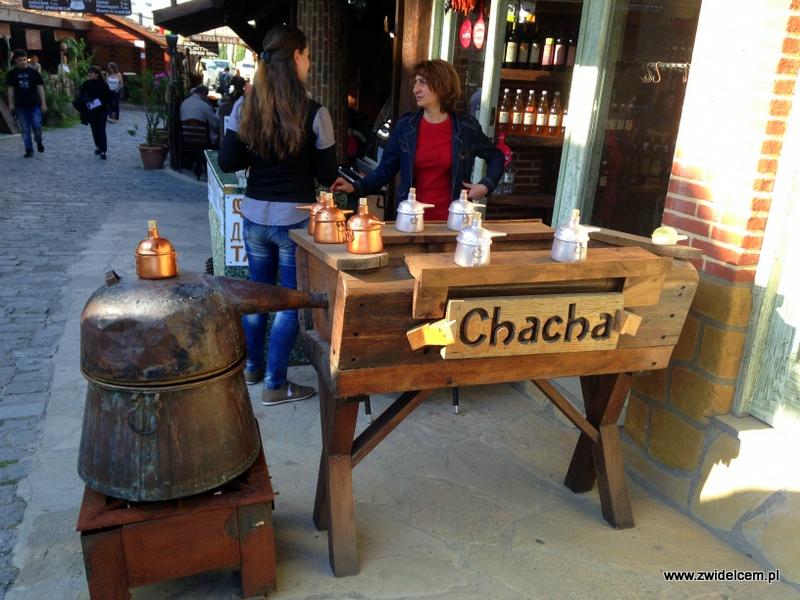 Gruzja - Mccheta - chacha