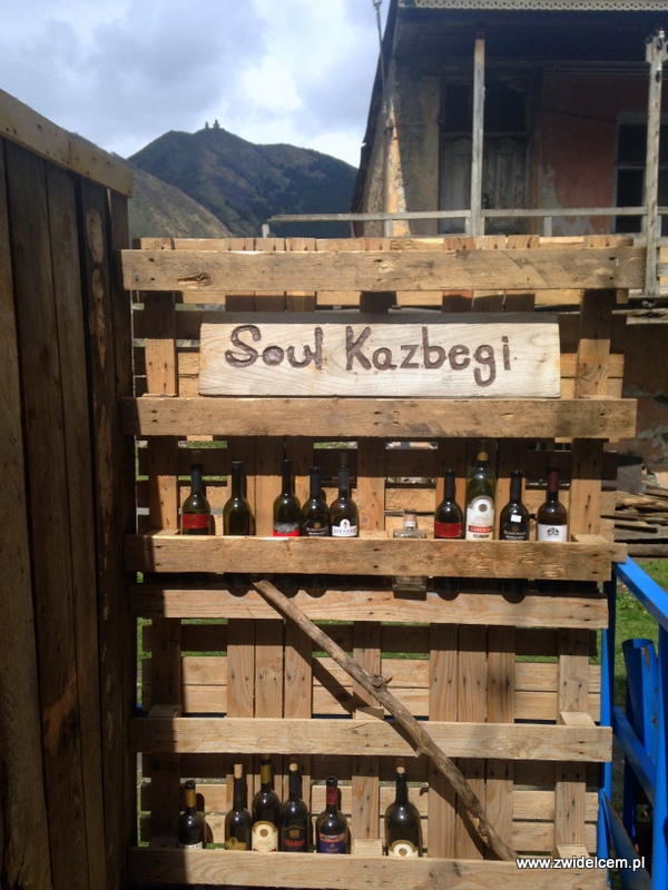 Gruzja - Kazbegi - Soul Kazbegi hostel