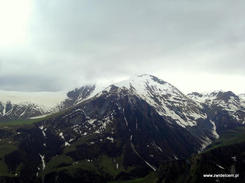 Gruzja - Kaukaz - Kazbek