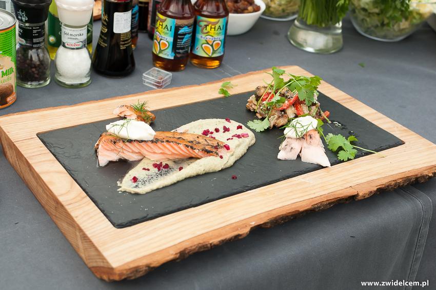 Ogrodzieniec - Poziom 511 Design Hotel & Spa - Pokaz kulinarny z Karolem Okrasą - ryby