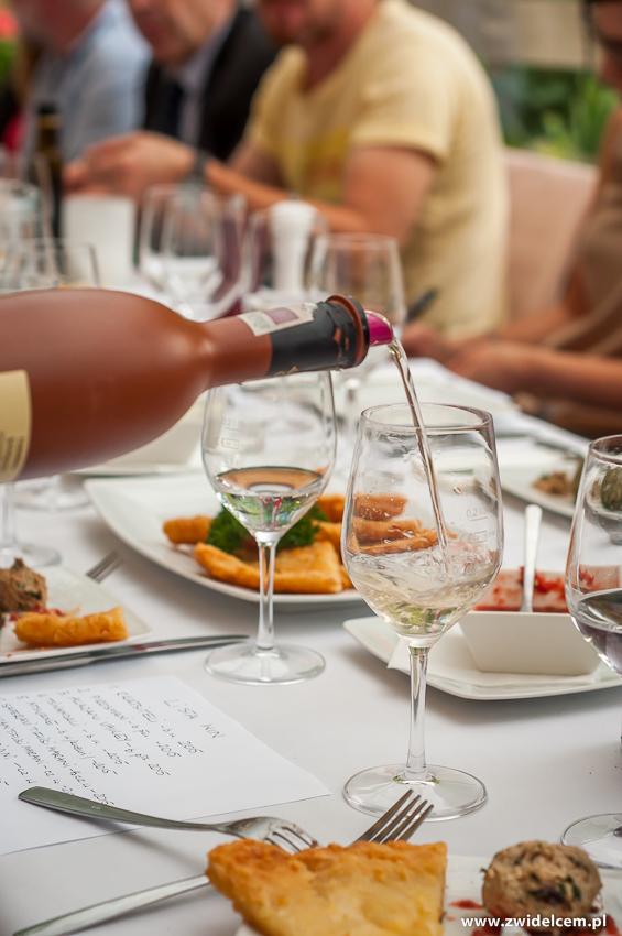 klimatypoluklimKraków - Klimaty Południa - degustacja win z winnicy Vaziani - degustacja wina