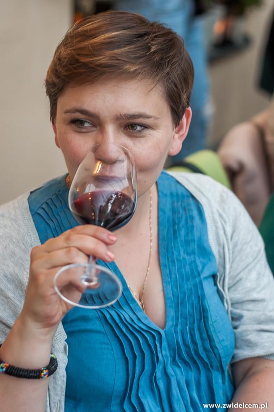 Kraków - Klimaty Południa - degustacja win z winnicy Vaziani - Paulina Bandura