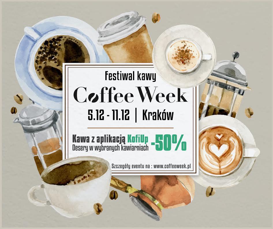 Kraków - Festiwal Kawy - Coffee Week