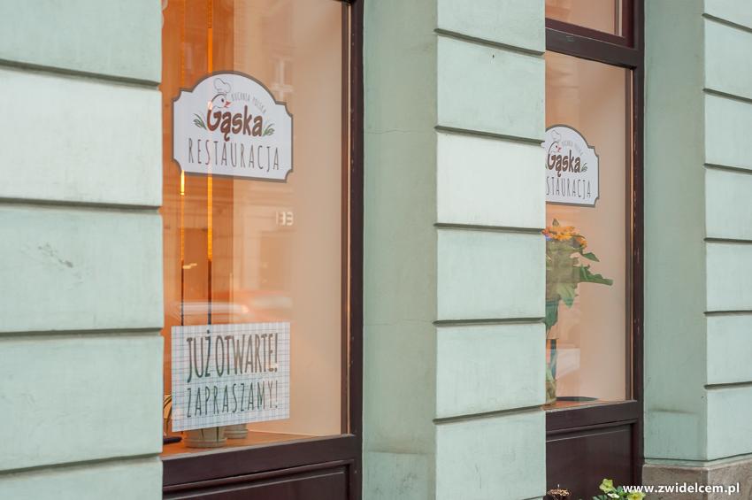 Kraków - Gąska - Okna