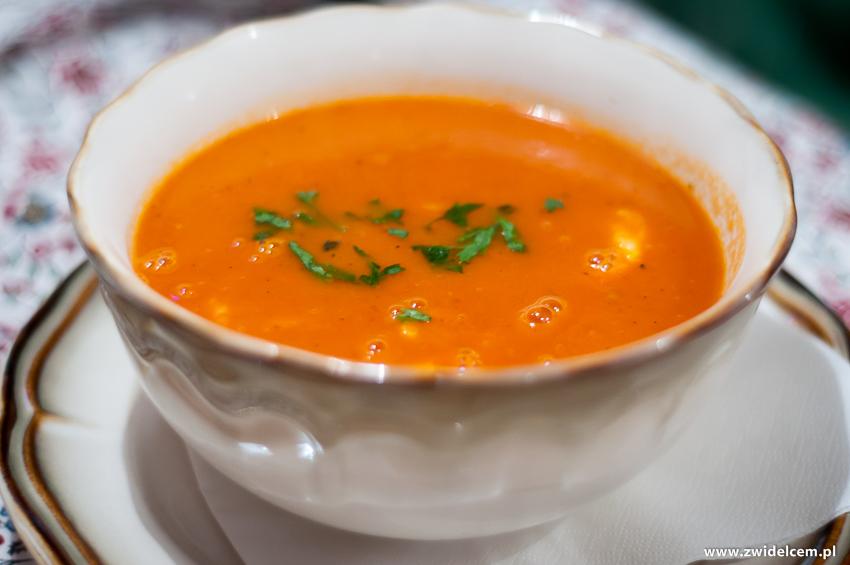 Kraków - Gąska - Zupa pomidorowa