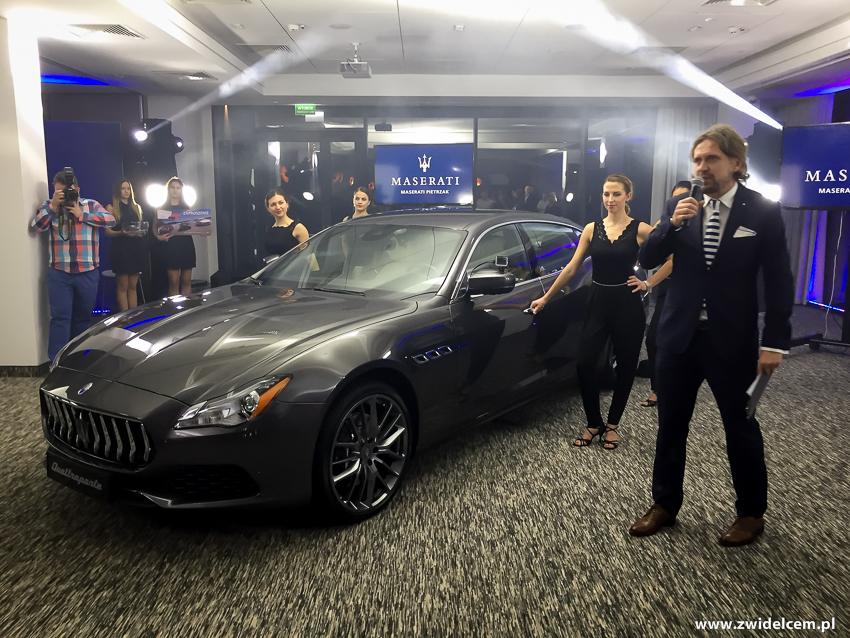 Hotel Heron - Sienna - Gródek nad Dunajcem - Premiera Maserati Quattroporte