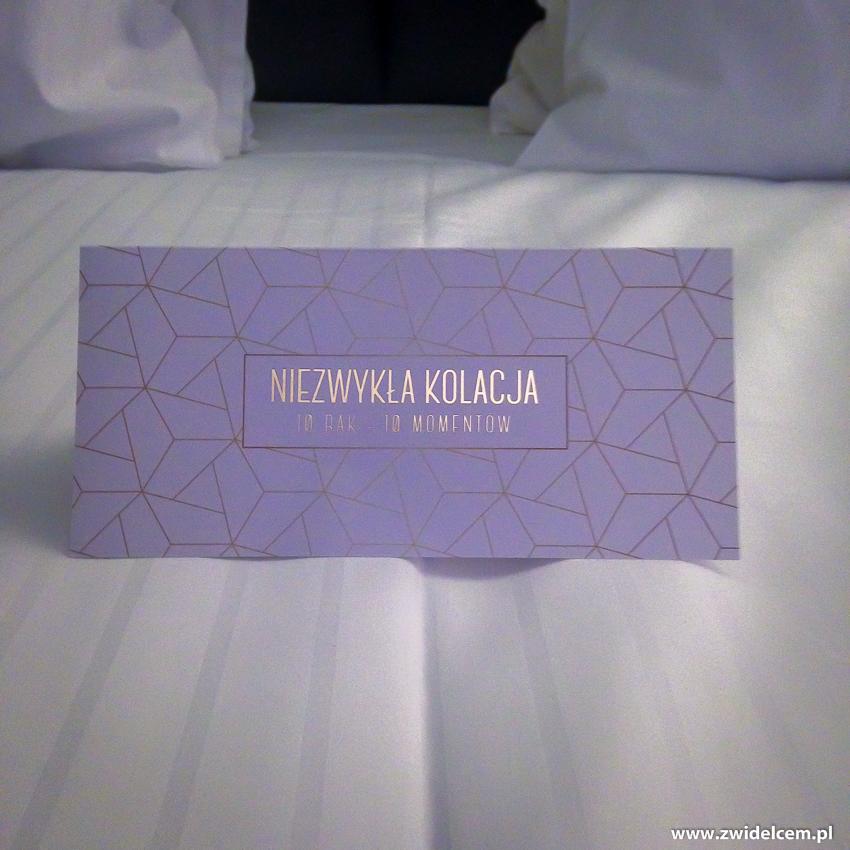 """Hotel Heron - Sienna - Gródek nad Dunajcem - Niezwykła kolacja """"10 rąk - 10 momentów"""""""