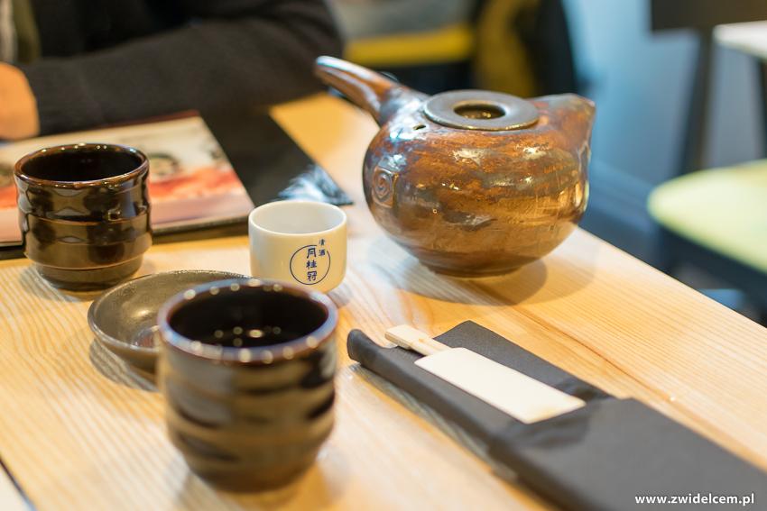 Kraków - Nago Sushi & Sake - Herbata