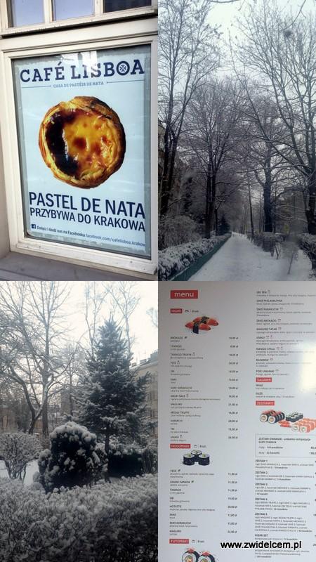 Kraków - zima