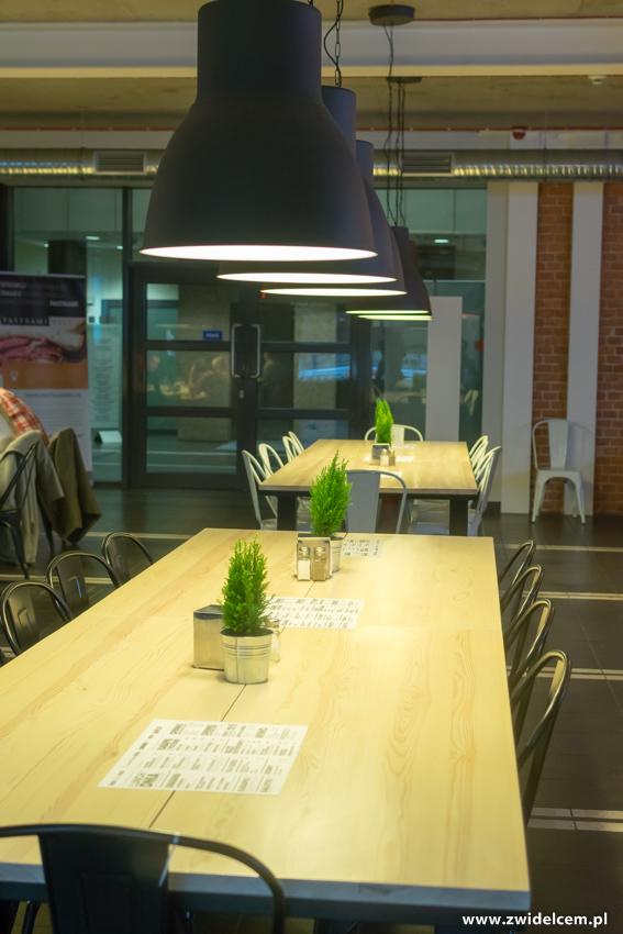 Kraków - Pastram Deli-wspólne stoły