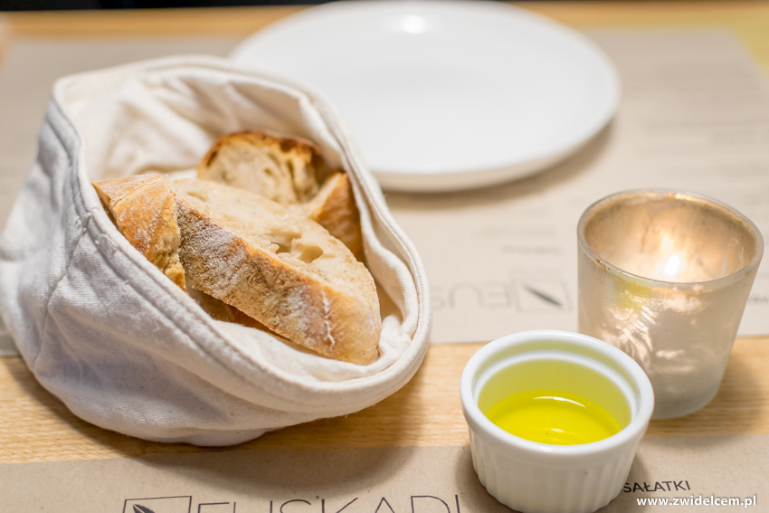 Kraków - Euskadi- chleb i oliwa