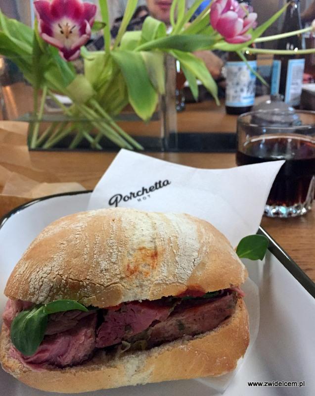 Kraków - Tytano - Meat&Go-Porchetta
