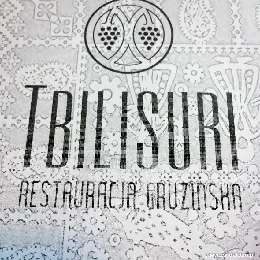 Kraków - Tibilisuri -podkładka