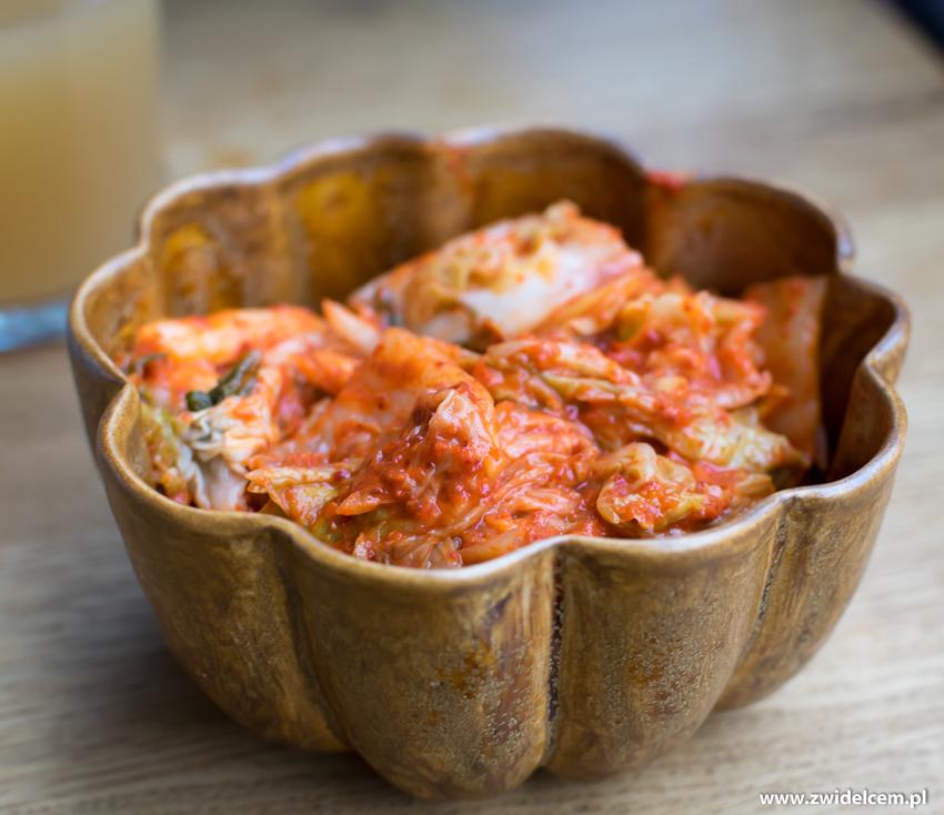 Kraków - Ka Udon Bar - Kimchi