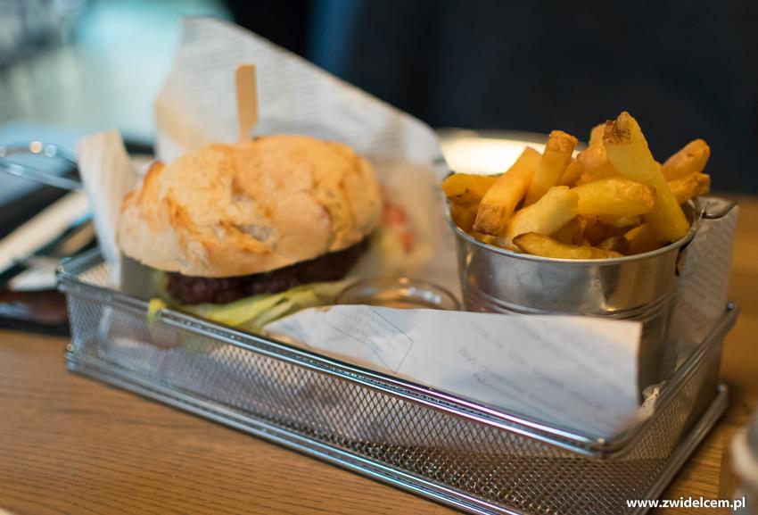 Kraków - Bistro Bene - Burger Bene