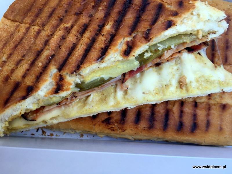 Kraków - Pogromcy Głodu - The Hunger Busters - kanapka kubańska - Cuban Sandwich