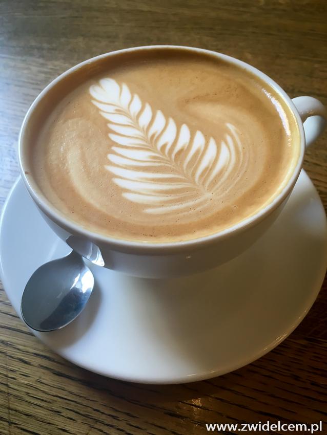 Kraków - Wesoła Cafe- kawa