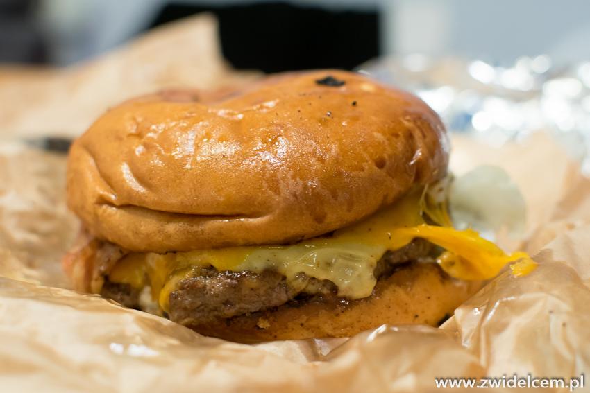 Kraków -TastyBeast- burger Tasty Beast