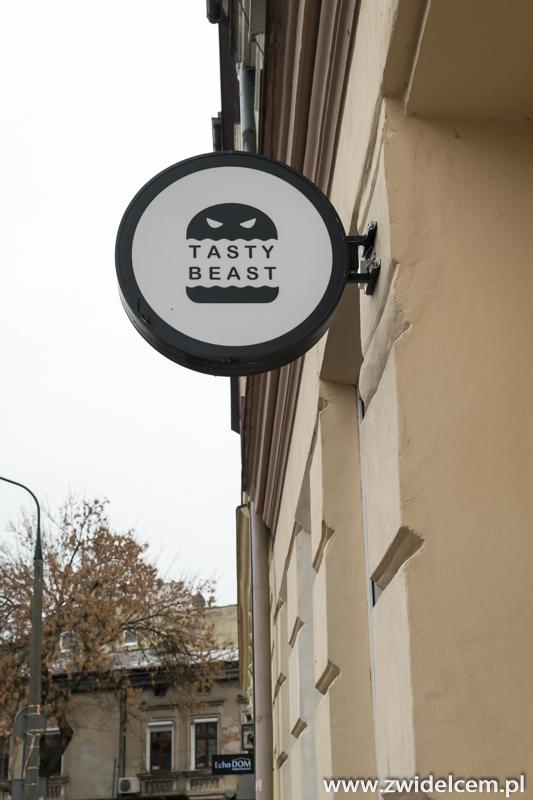Kraków - Tasty Beast - logo